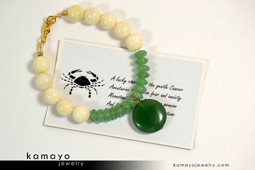 6 Choices Of Cancer Birthstone Kamayo Jewelry
