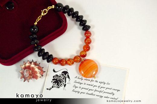 Choices Leo Birthstone Kamayo Jewelry